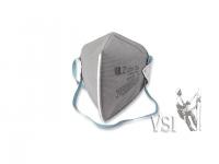 C) Mascarilla Zubiola para polvo termosellada desechable. N95. Bolsa X 5 Und.