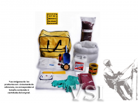 A) Kit Ambiental Universal 5-15 Gls.
