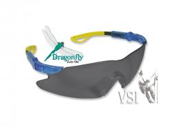 """J) Gafas Zubiola Unilente. Lente Oscuro ANTIFOG """"DragonFly"""""""