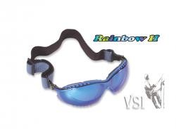 """Gafas Zubiola con Lente Espejado Color Azul -Posee Banda Elástica • """"Rainbow II"""""""
