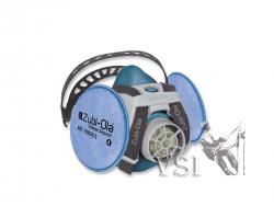 Respirador Zubiola Doble Filtro Media Máscara. 11887610