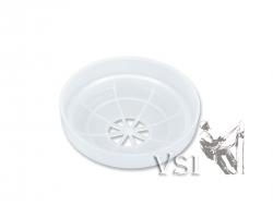Repuesto Zubiola Domo o Tapa Cubre-Filtro para cartucho filtrante. 11887703