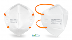 Respirador Contra Partículas N95 IN1020 - INSAFE