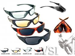 Gafas de seguridad force flex seguridad industrial irrompibles bogota